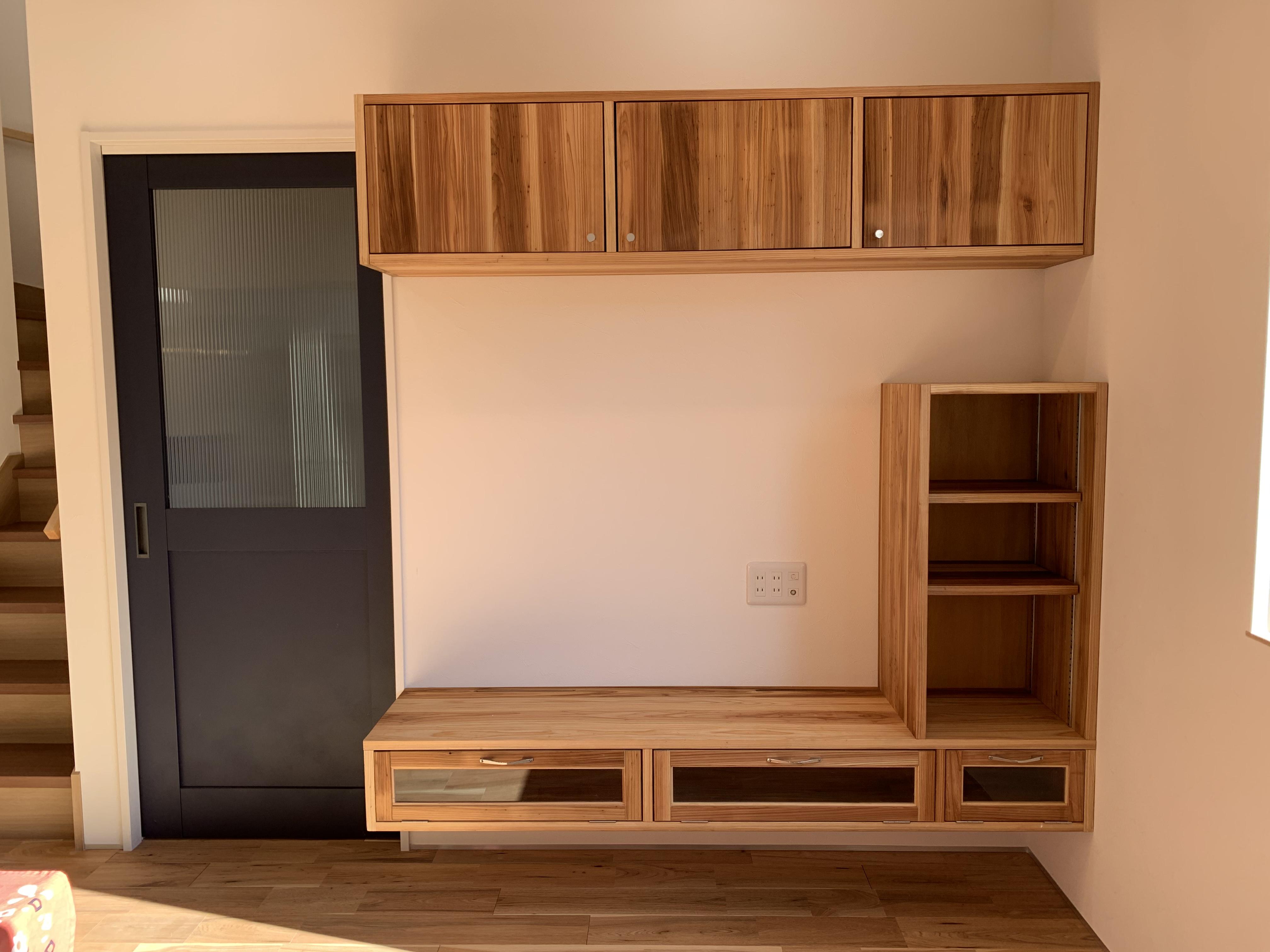 大工の家具
